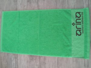 buy promotional towels white and nice