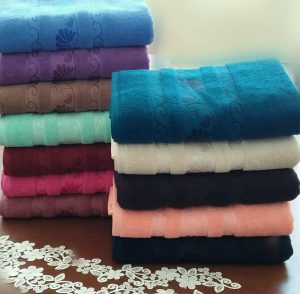 Sale of hand towels in Tabriz