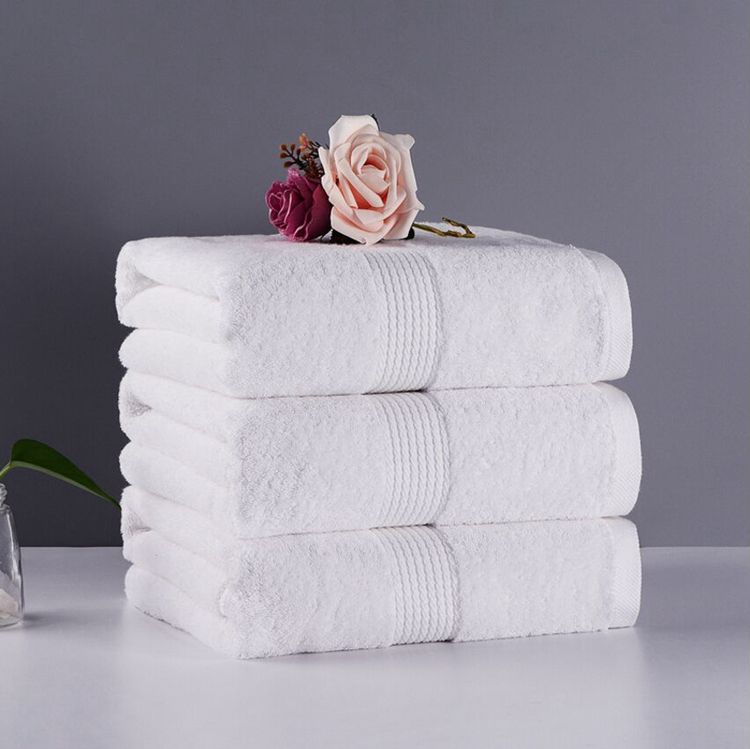 production and distribution of hotel towels