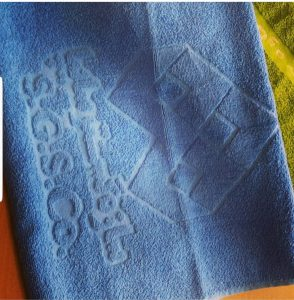 major purchase of Tabriz promotional towels