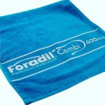 purchase price of   promotional towels