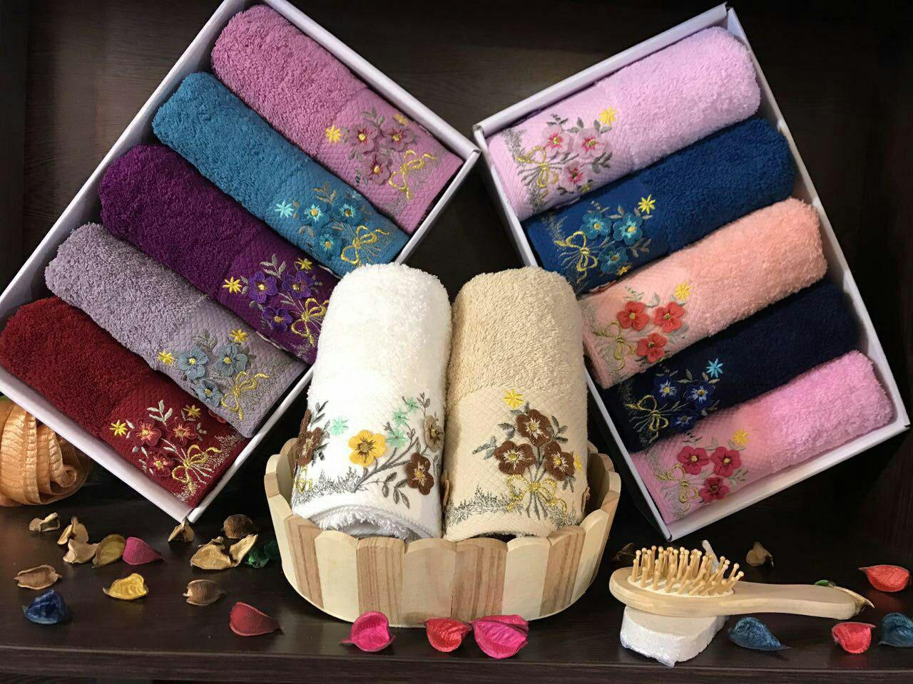 buy hand towel and bath towel